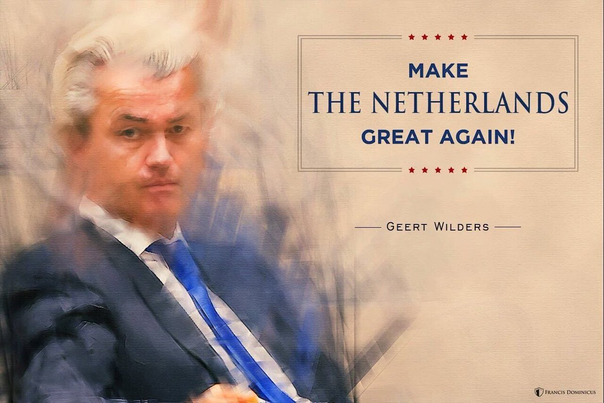 Make the Netherlands Great Again