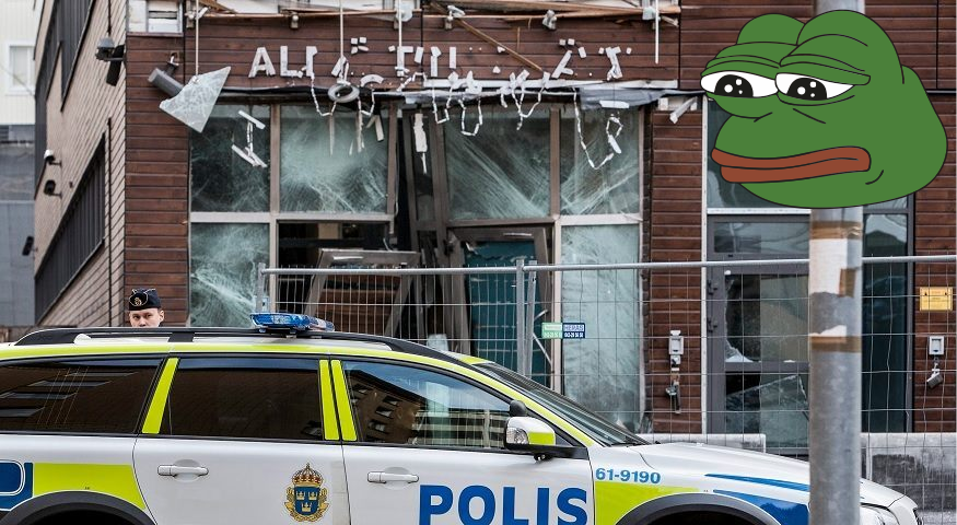 Hand grenade use among Swedish immigrants explodes