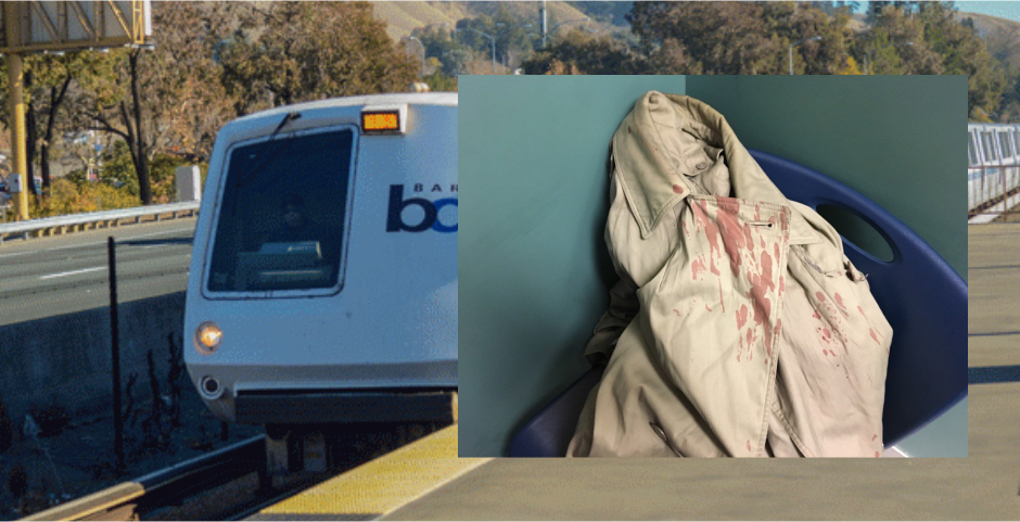 73 year old woman savagely beaten on a BART train in San Francisco