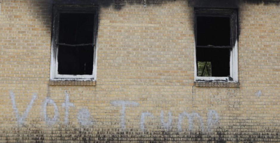 "Eight biggest ""Trump Inspired Hate Crime"" Hoaxes"