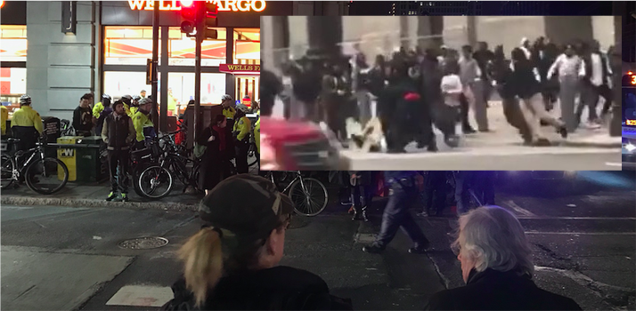 "100+ ""kids"" riot, mace, and beat people in Philadelphia, 24+ arrested"