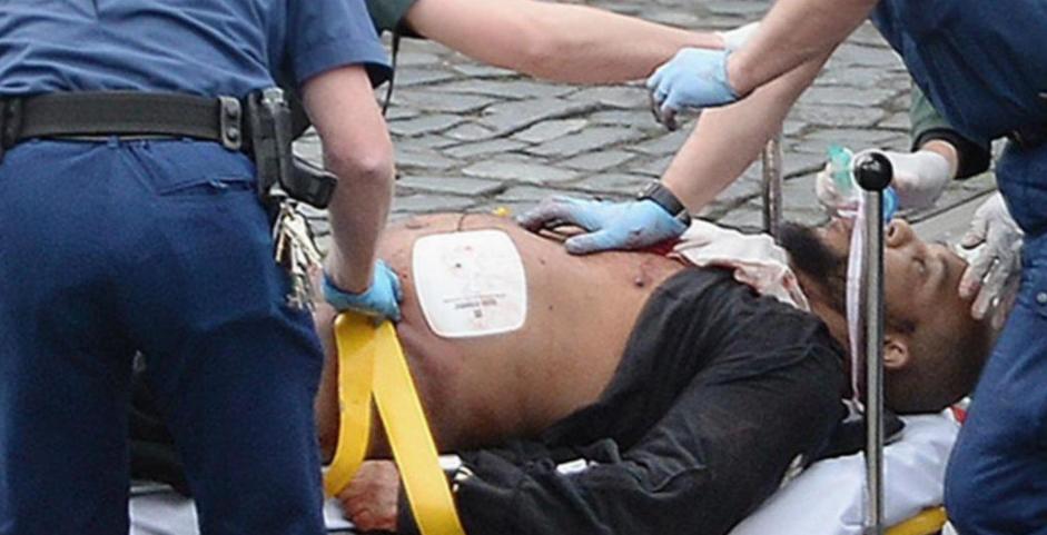 Suspect in London terrorist attack