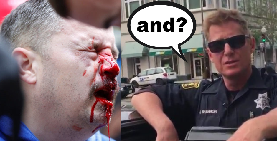 Were Berkeley police ordered to stand down?