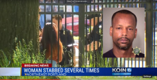 Woman critically injured in random attack on Portland MAX platform
