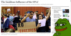 Wall Street Journal slams the SPLC