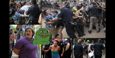 22 Antifa, Surj, and BLM activists being prosecuted in Charlottesville