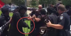 New Black Panther Party battles police in Baton Rouge, 7 arrested