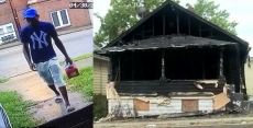 Homeless woman set on fire while she was sleeping in Charleston, WV