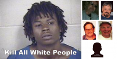 Kansas City trail killer suspected of five racially motivated murders